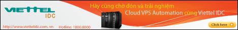 Viettel IDC - thuê chỗ đặt máy chủ, server, Hosting, VPS, Tên Miền